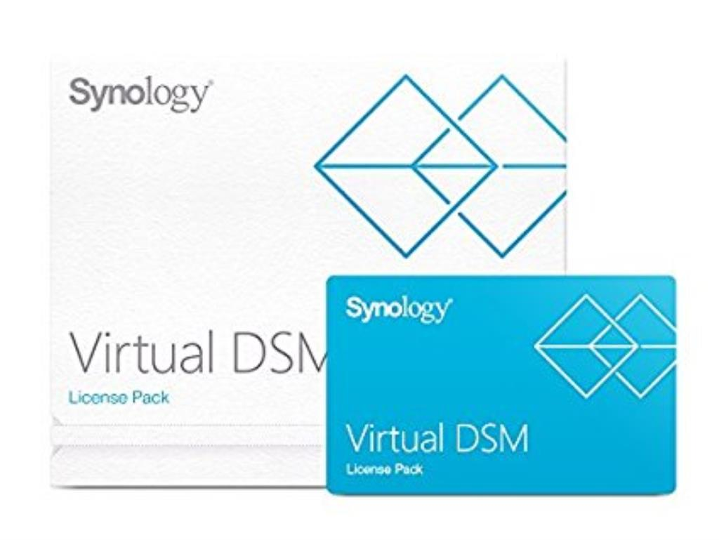 Logiciel Synology Virtual DSM 1