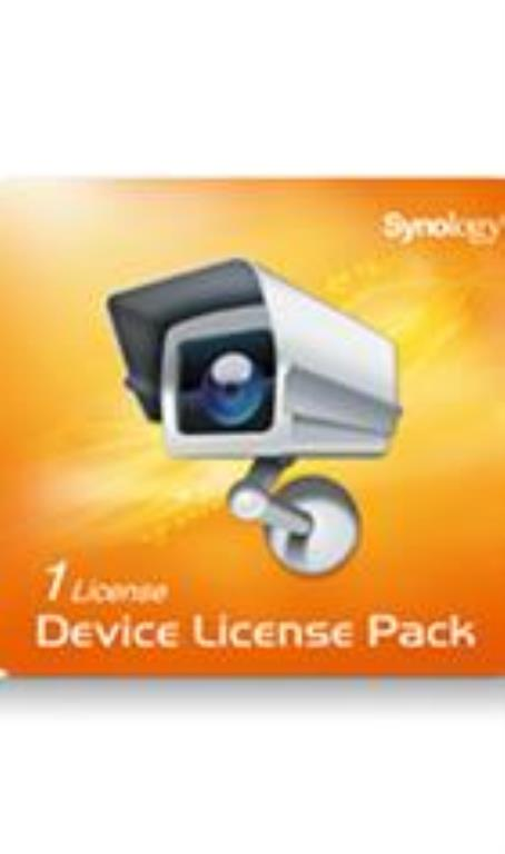 Licences Synology Pack 1 camera