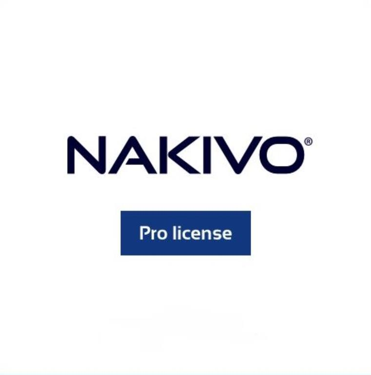 Maintenance additionnelle de 2 ans pour NAKIVO Backup & Replication Pro VMware et Hyper-V