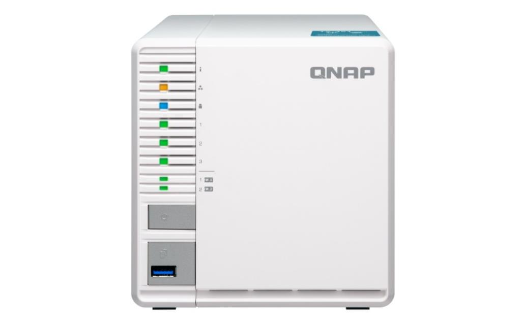 NAS QNAP TS-351-4G / 30TB - Disques Seagate IronWolf Pro NAS  1