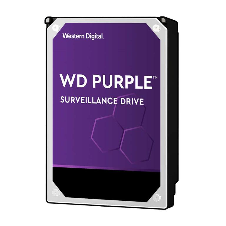 "Disque dur 3,5"" 6TB - IntelliPower - SATA 6Gbps - 64MB - WD Purple"