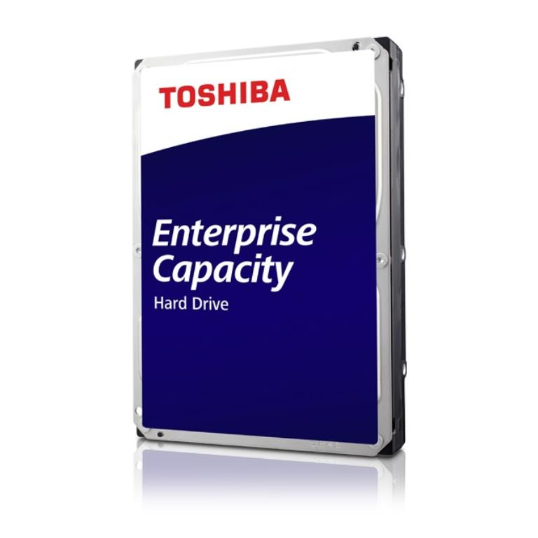 "Disque dur 3,5"" 6TB - 7200rpm - SAS 12Gbps - 128MB - Toshiba Enterprise HDD - 24/7"