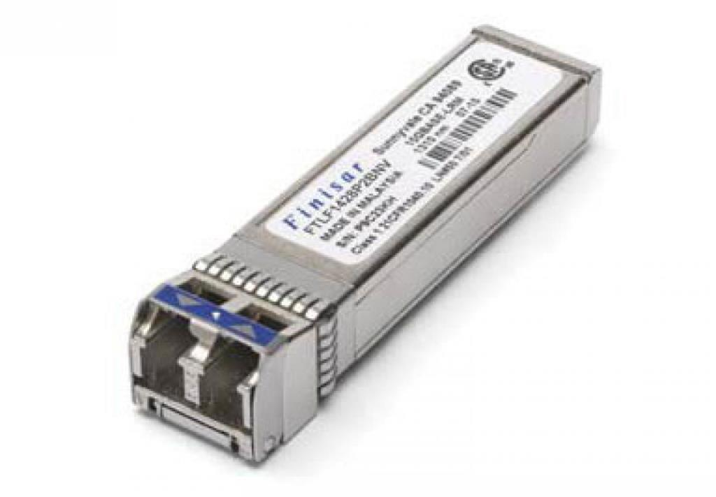 Transceiver SFP+ / FC 8Gb/s Long Range - connecteur LC - 1310 nm