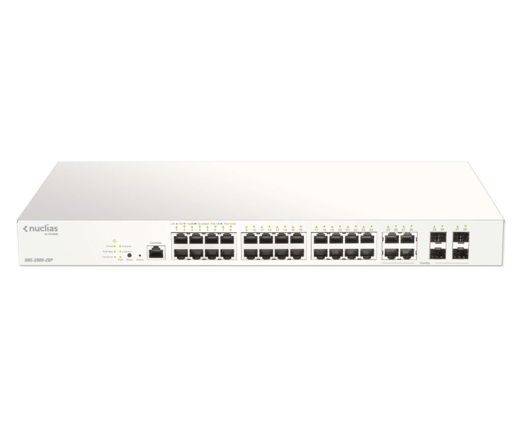 Router/Switch D-LINK DBS-2000-28P                 1