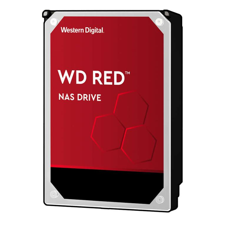 Disque dur 3,5'' 12TB - IntelliPower - SATA 6Gbps - 256MB - WD Red NAS