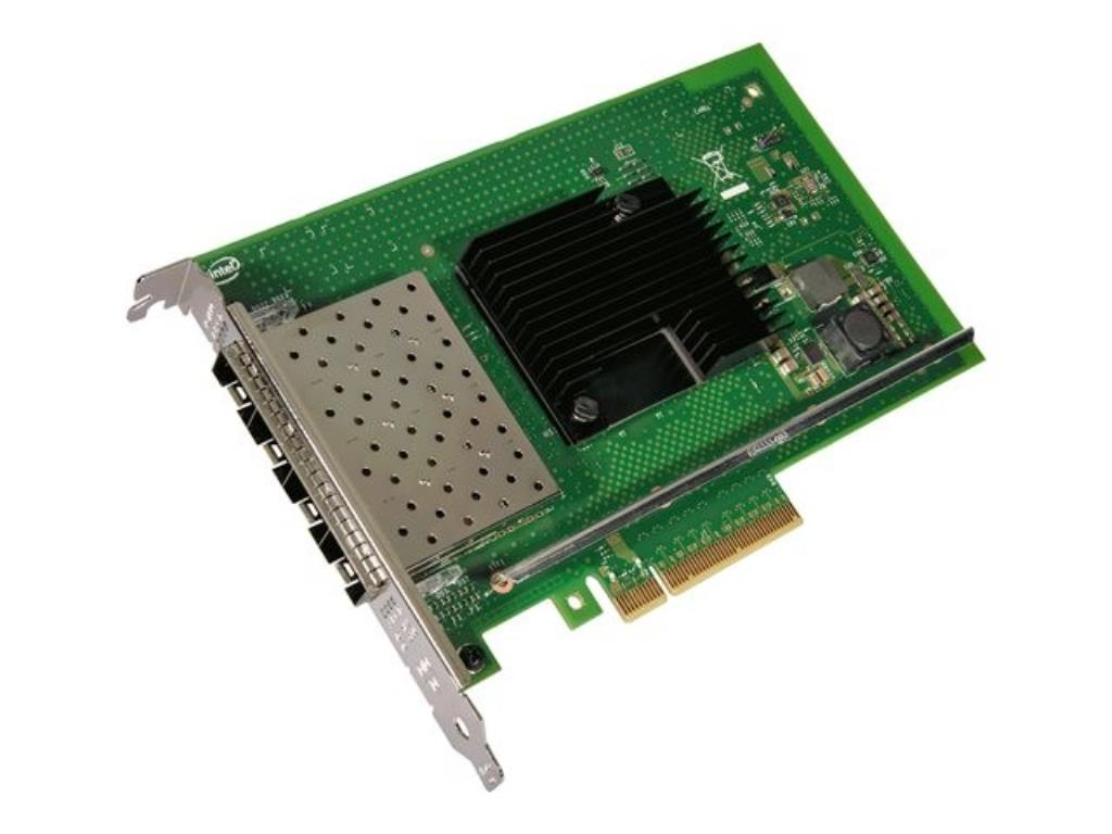 Intel Carte Ethernet 10G X710-DA4 - PCI Express 3.0 x8 - 4 Port(s) - Fibre Optique