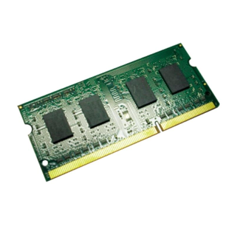 Mémoire Qnap 4GB DDR3 RAM, 1600 MHz, SO-DIMM - à installer par paire