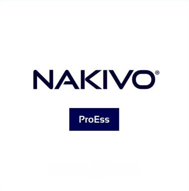 NAKIVO Backup & Replication Pro Essentials EDUCATION pour Workstations - 5 Workstations - Support et mises à jour 1 an inclus