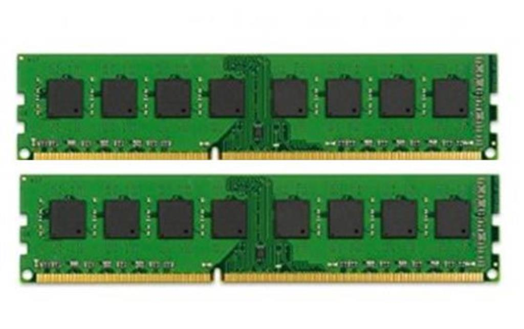 Mémoire Synology kit 4 Gb (2 X 2 Gb) - DDR3 - 1600Mhz - PC3-12800 - DIMM ECC - unbuffered - 240 pins- 1,5V - CL11