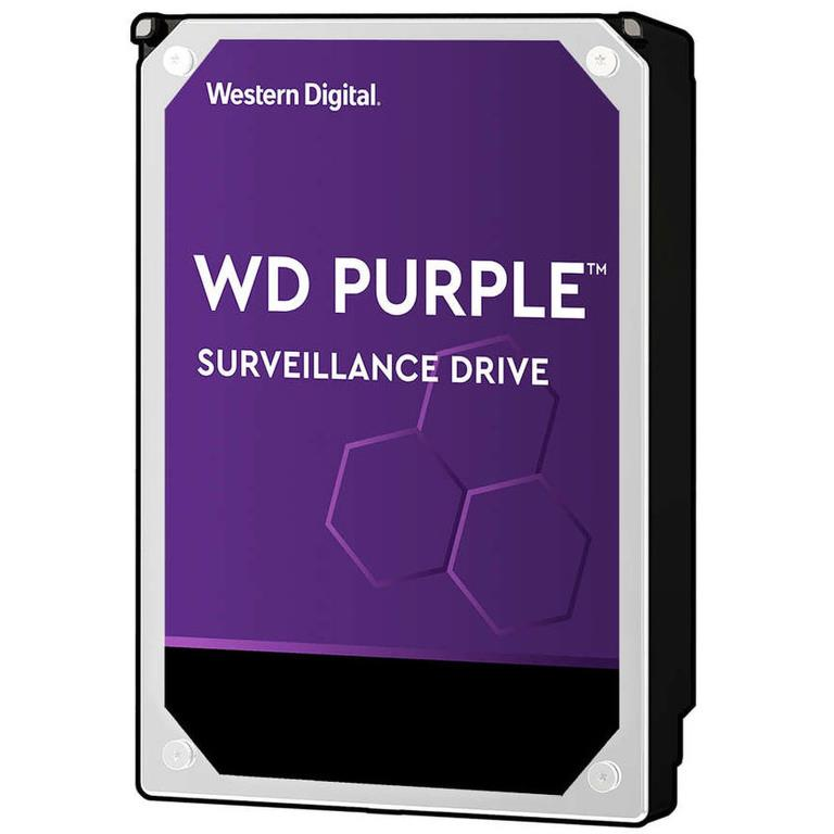 "Disque dur 3,5"" 10TB - 7200rpm - SATA 6Gbps - 256MB - WD Purple"
