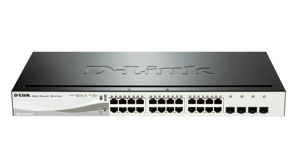 Router/Switch D-LINK DGS-1210-28MP                 1