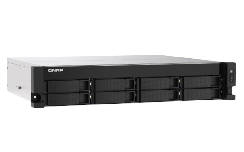 NAS QNAP TS-853DU-RP-4G / 80TB - Disques Seagate IronWolf Pro                 4