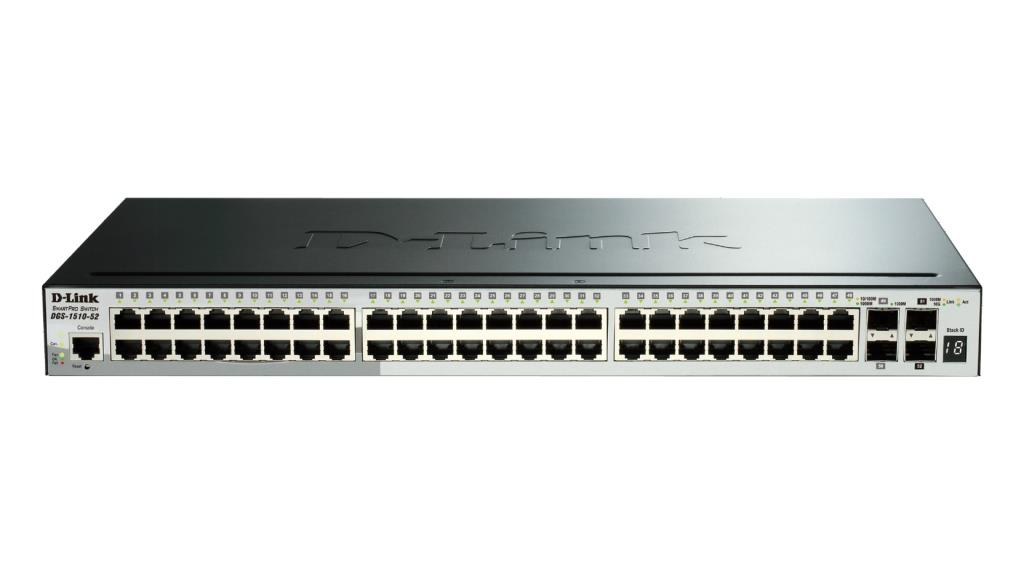 Router/Switch D-LINK DGS-1520-52MP                 1