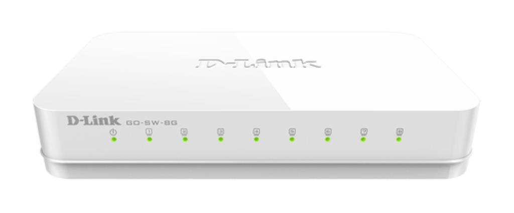 Router/Switch D-LINK GO-SW-8G                 1