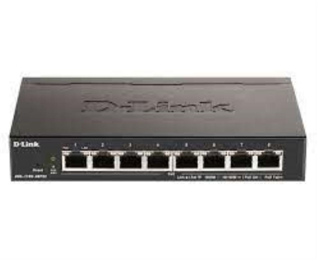 D-Link Switch EasySmart - 8x Gbit